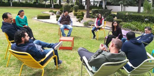 Cursos de Team Building en México